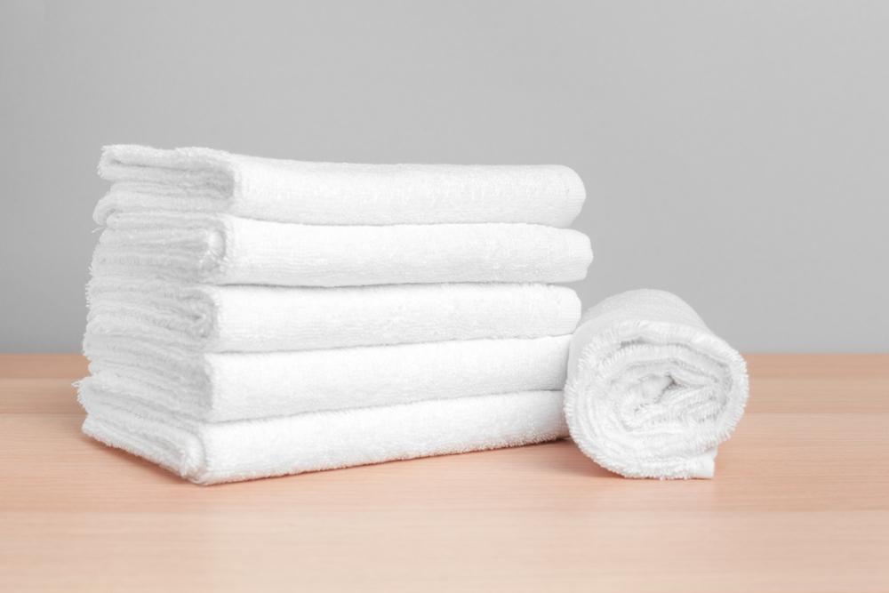 hotel towel folding