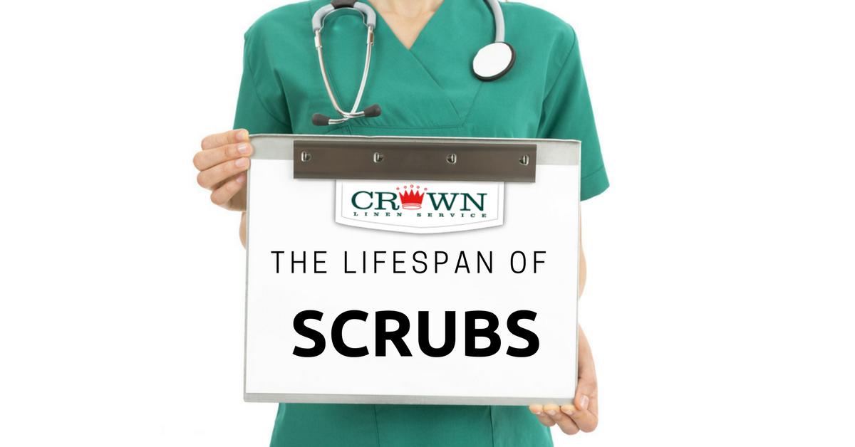 the lifespan of scrubs