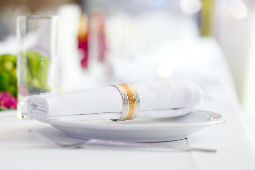 purchasing restaurant linens